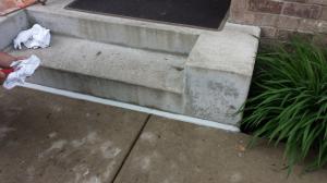 BEI Concrete Caulking