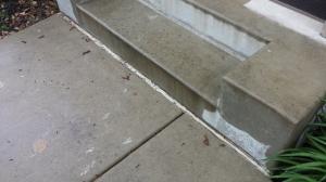 BEI Caulking Services, Concrete Caulking