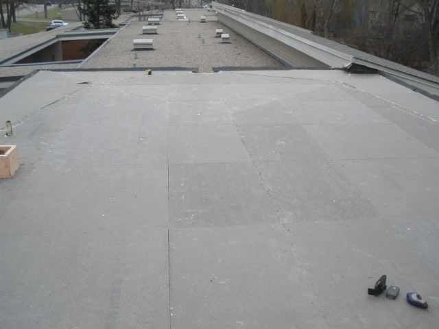 Flat Roof Repair Amp Replacement Commercial Roofers Mpls