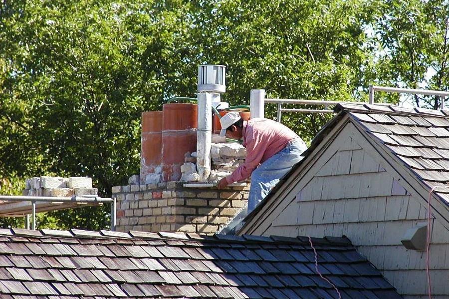 Masonry Restoration Bei Exterior Maintenance Minneapolis