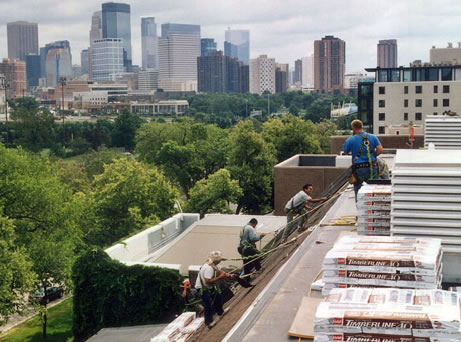 Minneapolis Commercial Shingle Roofers, Commercial Shingle Roofing Twin Cities, Town House Roofing